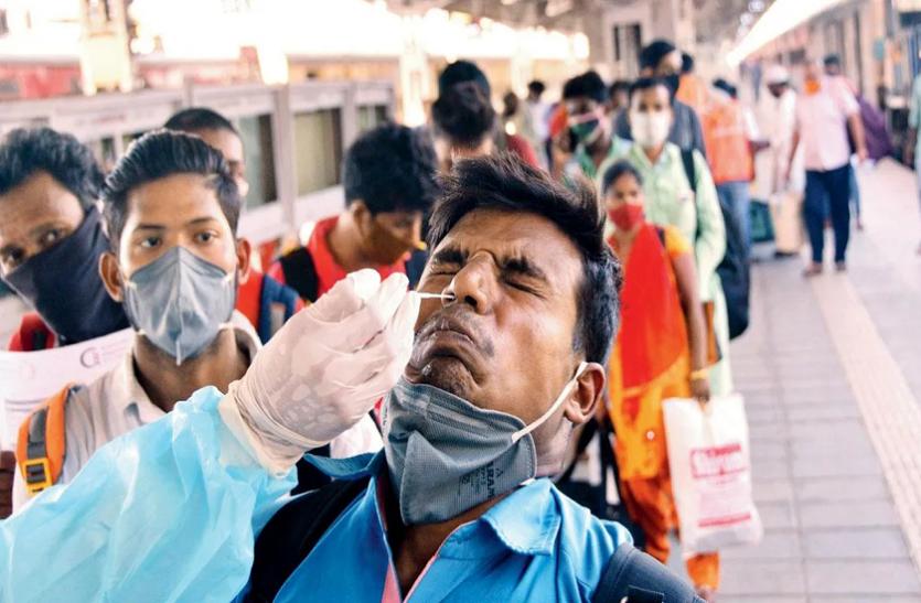 महाराष्ट्र: मुंबई में 9 हजार के पार निकली कोरोना संक्रमितों की संख्या, 27 की मौत