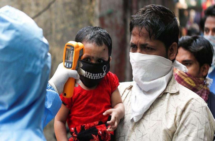 महाराष्ट्र में 50 हजार के पास पहुंचा कोरोना संक्रमितों का आंकड़ा, 24 घंटे में 277 मौत