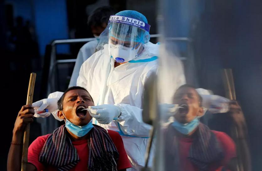 दिल्ली में फिर मिले कोरोना के 3500 से ज्यादा केस, 24 घंटे में 10 लोगों की मौत