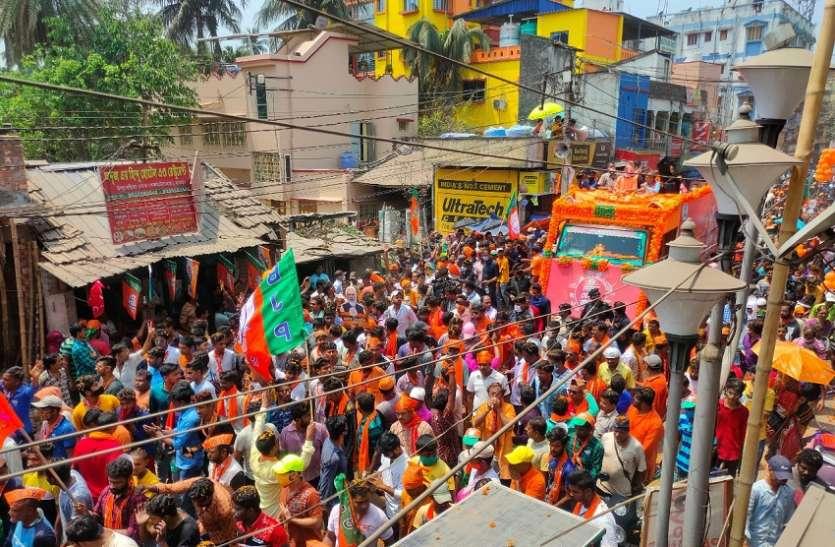 West Bengal Assembly Elections 2021:तृणमूल कांग्रेस की उल्टी गिनती शुरु, बोले योगी
