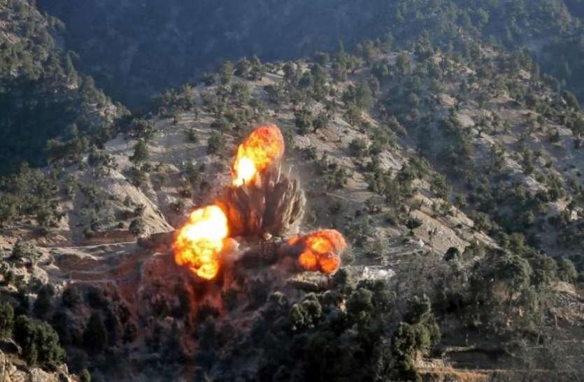 अफगानिस्तान: तालिबानी ठिकानों पर हवाई हमले में टैंक समेत कई वाहन नष्ट, 100 से अधिक आतंकी ढेर