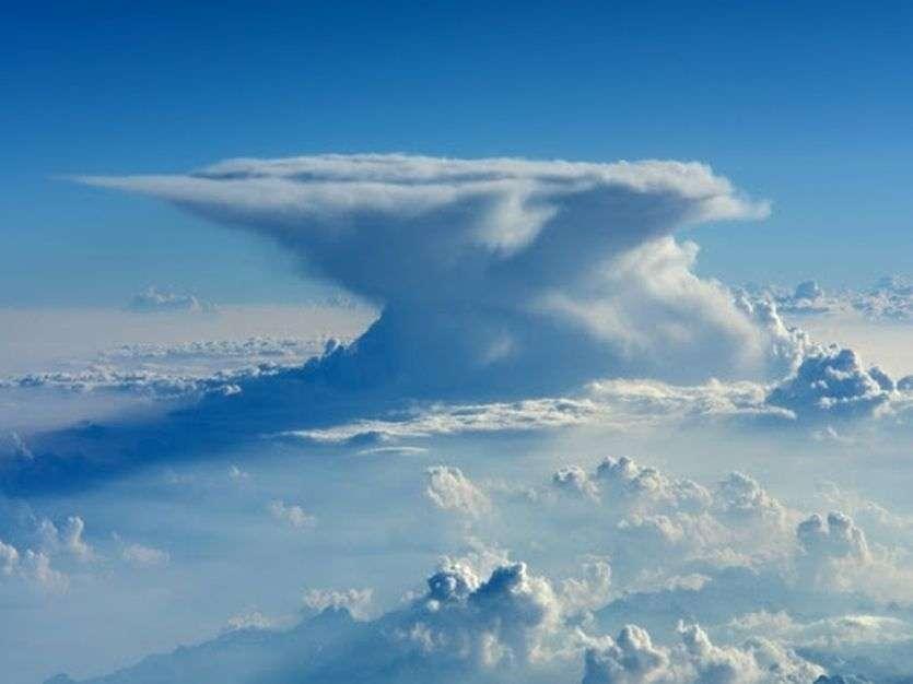 जलवायु परिवर्तन ने बादलों को किया माइनस 111 डिग्री तक ठंडा