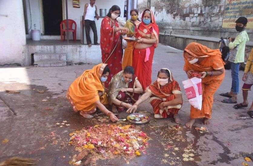 Shitala Saptami festival