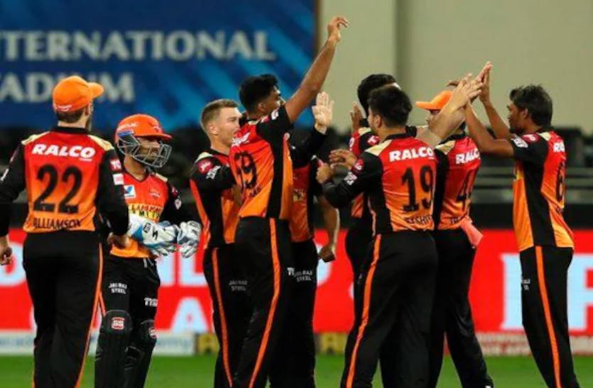 IPL 2021 SRH Match Preview : पांचवीं बार प्लेऑफ में जगह बनाने उतरेगी सनराइजर्स हैदराबाद