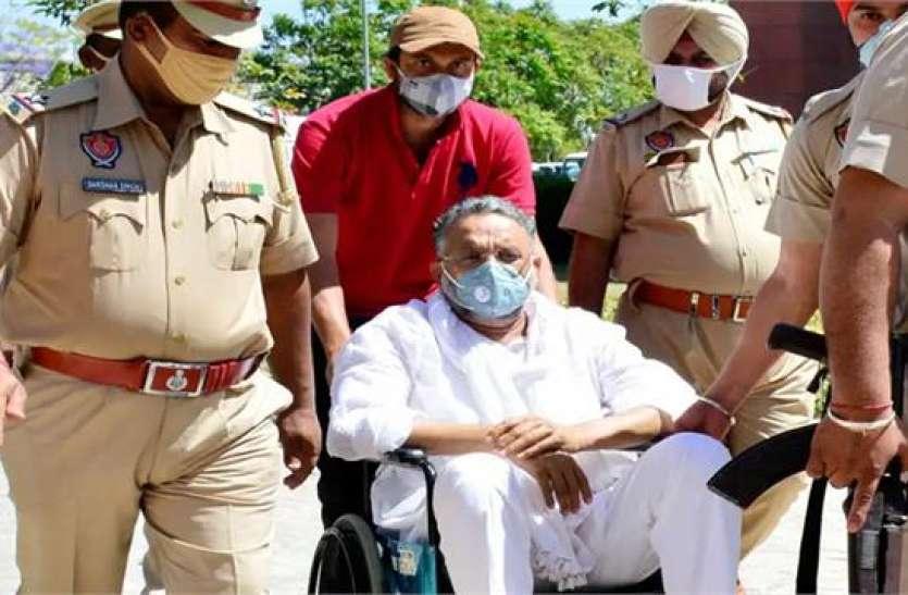 Mukhtar Ansari को लेने यूपी से 100 पुलिसकर्मियों की टीम रवाना, इतने दिन तक रोपड़ जेल में रहा बाहुबली