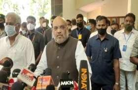 बीजापुर नक्सल मुठभेड़: केंद्रीय गृह मंत्री बोले - नक्सलियों के खिलाफ लड़ाई और तेज करेंगे, जवानों का बलिदान व्यर्थ नहीं जाएगा