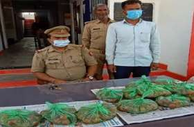 पंचायत चुनाव : मिठाई खिलाई तो जाना पड़ेगा जेल, 100 किलो रसगुल्लों के साथ भावी प्रधान गिरफ्तार