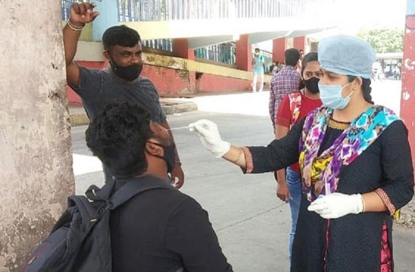 तमिलनाडु से आने वालों को निगेटिव रिपोर्ट लाना अनिवार्य
