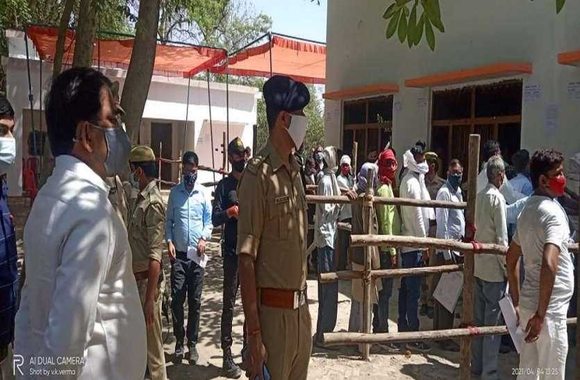 Panchayat chunav 2021 : covid प्रोटोकॉल के बीच 9613 उम्मीदवारों ने किया नामांकन