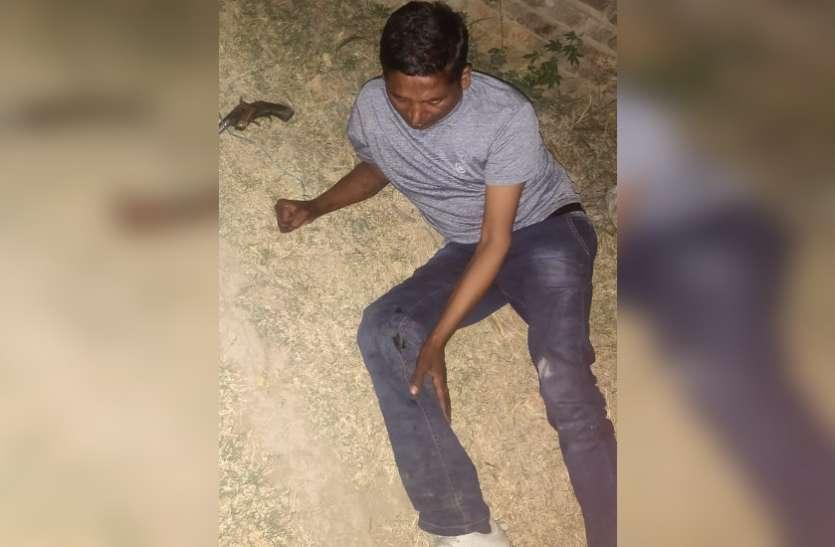 एनकाउंटर में कुख्यात वाइन किंग को पुलिस ने मारी गोली