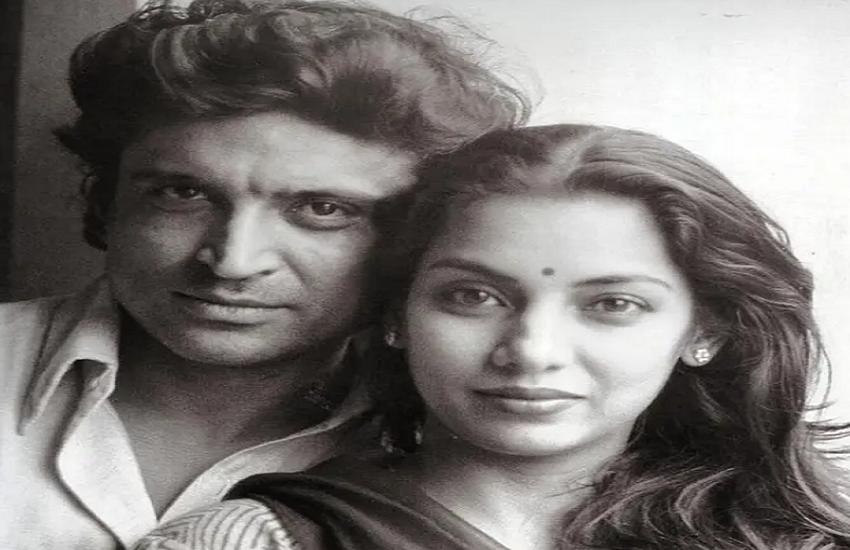 Shabana Azmi Javed Akhtar