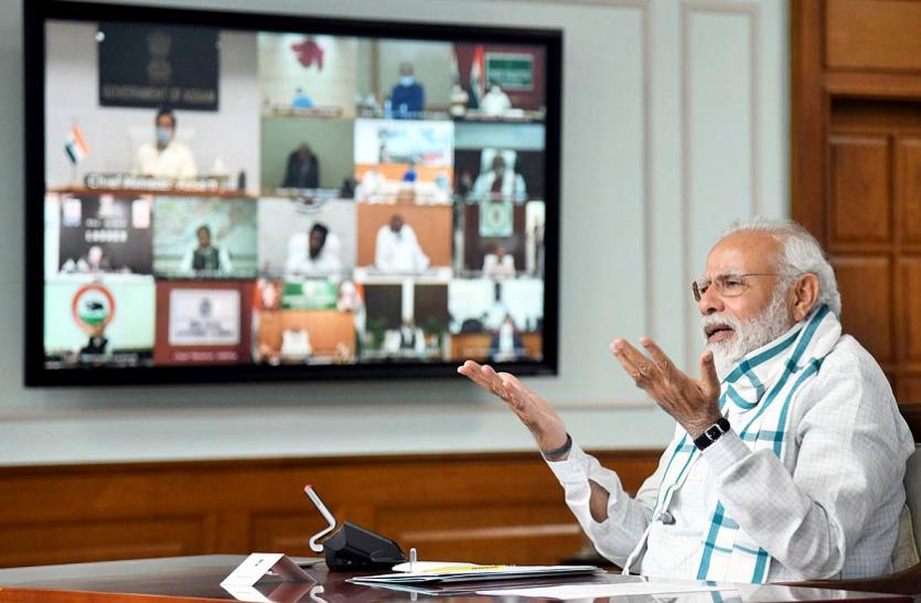 देश में बेकाबू हुआ कोरोना, PM मोदी गुरुवार को मुख्यमंत्रियों के साथ करेंगे बैठक