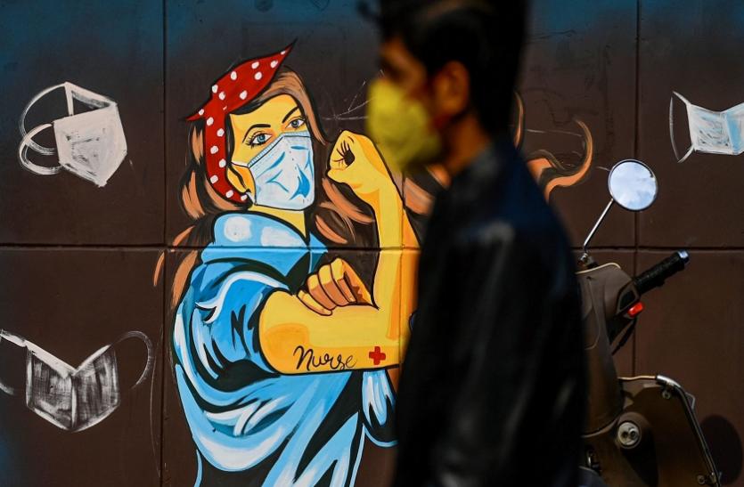 दिल्ली में कोरोना के 3500 से ज्यादा नए केस, बनेंगे मिनी-कंटेनमेंट जोन