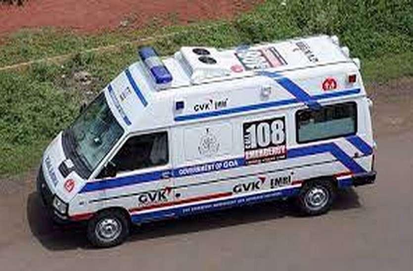 कोरोना पॉजिटिव महिला की पीपीई किट पहनकर 108 एम्बुलेंस में करवाई प्रसूति