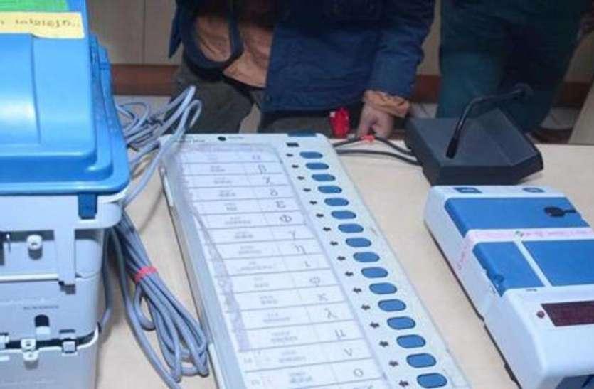 Assam Assembly Elections 2021: ईवीएम बवाल के बाद एक और गड़बड़ी, 90 वोटर वाले बूथ पर वोट पड़ गए 171