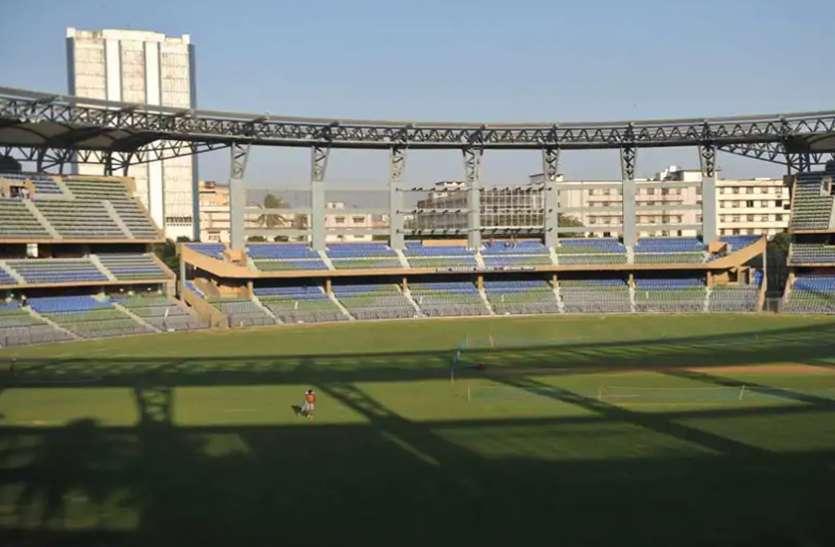 IPL 2021 : नेगेटिव आई वानखेड़े स्टेडियम के ग्राउंड स्टाफ्स की कोरोना रिपोर्ट