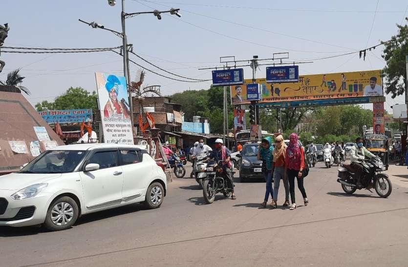जिले में लू चलने का अलर्ट, राजस्थान व गुजरात की गर्म हवाओं से बढ़ रहा तापमान