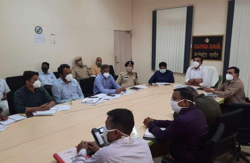 कोरोना संक्रमण की रोकथाम को लेकर जिले में विशेष अभियान