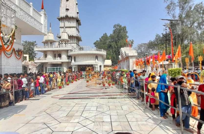 Corona Impact: इस ऐतिहासिक मंदिर में बिना मास्क अब नहीं मिलेगा प्रवेश
