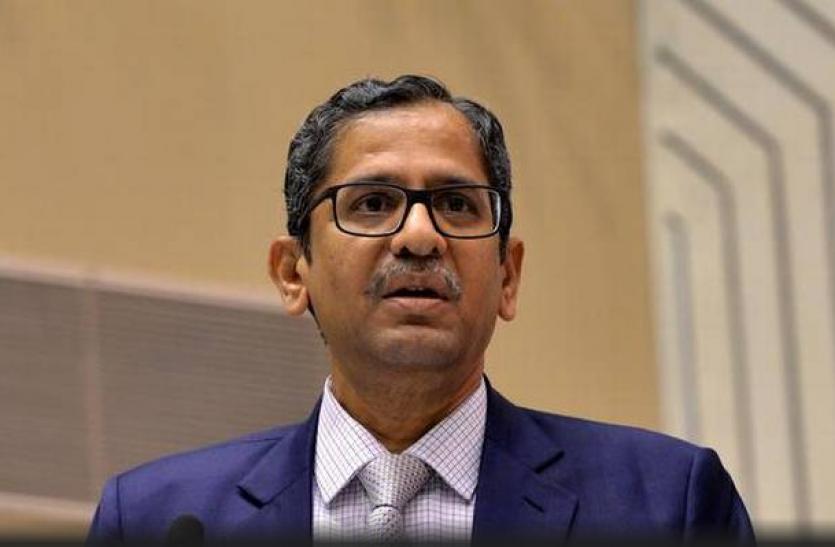 जस्टिस एनवी रमण SC का मुख्य न्यायाधीश नियुक्त, राष्ट्रपति रामनाथ कोविंद ने जारी किया आदेश