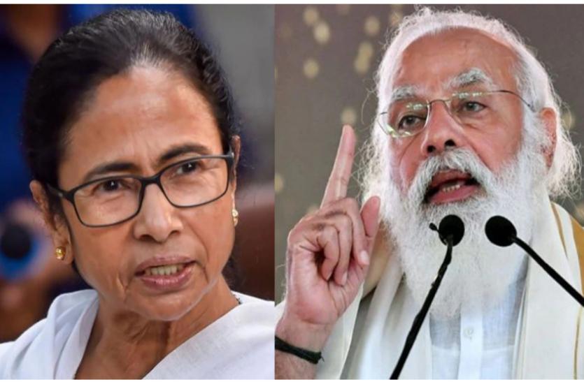 West Bengal Assembly Elections 2021: पीएम मोदी को ममता बनर्जी ने बताया झूठा, कही ये बड़ी बात