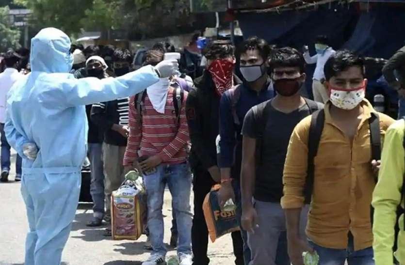 दिल्ली में Corona ने तोड़ा चार महीने का रिकॉर्ड, गुजरात के 20 शहरों में आज से लागू होगी ये पाबंदी