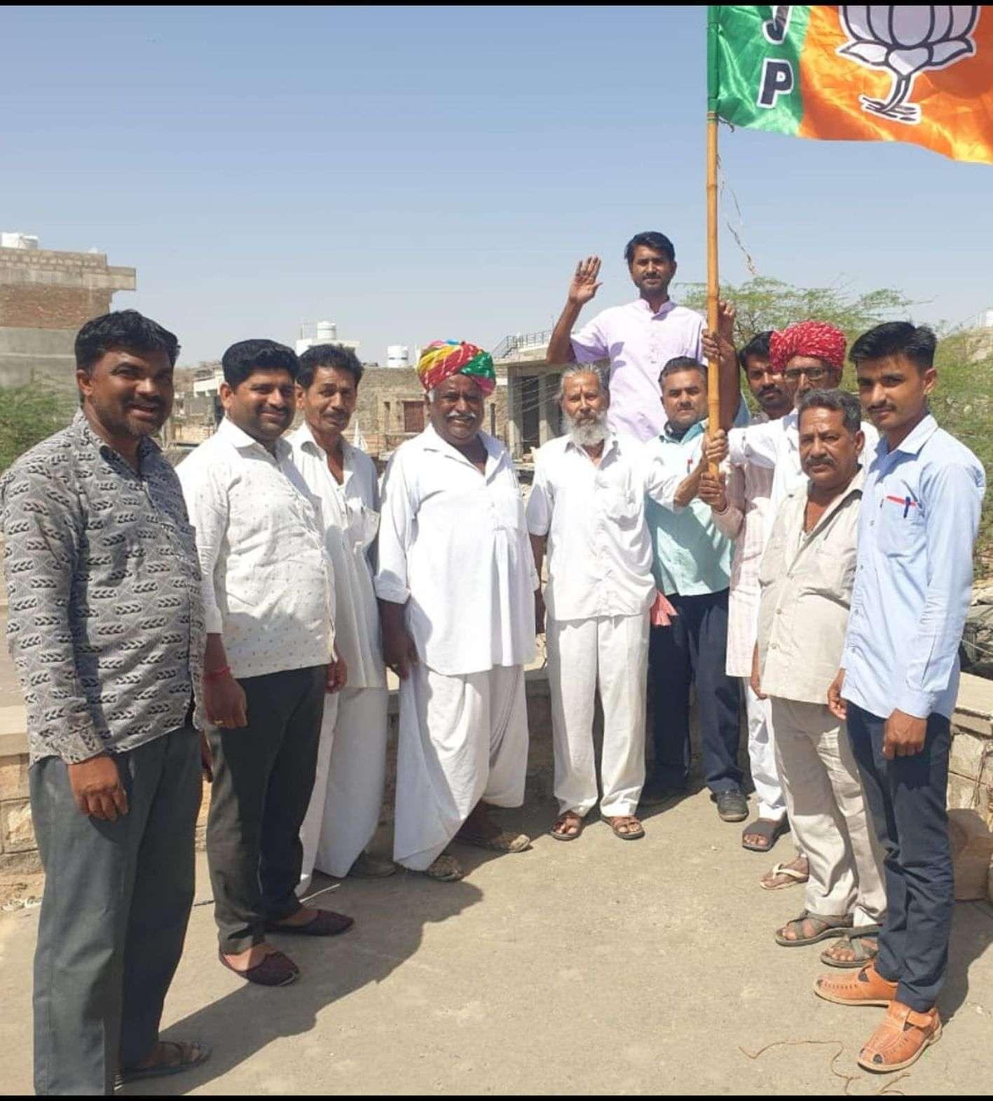 भाजपा का प्रत्येक कार्यकर्ता मोदी सरकार के साथ खड़ा