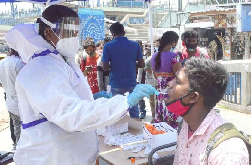कर्नाटक में सात हजार के पास पहुंचे कोरोना के नए मामले