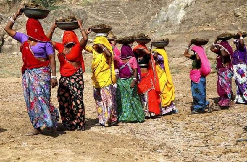 मनरेगा में नागौर का डंका, देश में तीसरे तथा राजस्थान में पहले स्थान पर