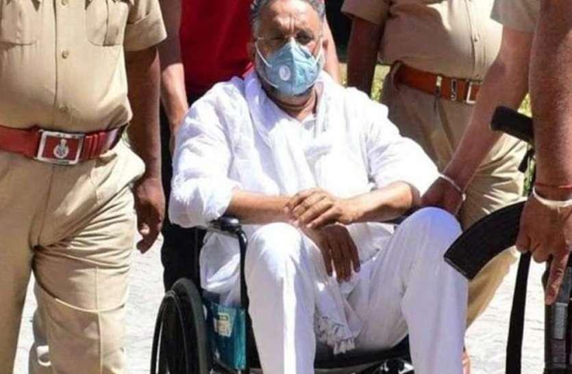UP TOP News : यूपी आते ही बाहुबली के गुनाहों का हिसाब शुरू, 21 साल पुराने मामले में कोर्ट ने मुख्तार को किया तलब