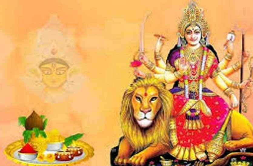 चैत्र नवरात्र में इस बार अश्वारूढ़ होगा मां दुर्गा का आगमन