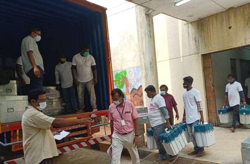 Puducherry Assembly Election 2021 : 2016 के मुकाबले करीब 3 फीसदी कम रह सकती है पुडुचेरी में वोटिंग