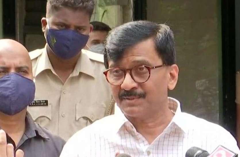 संजय राउत ने किया अनिल परब का बचाव, बोले- कोई भी शिव सैनिक नहीं ले सकता बाला साहेब की झूठी कसम