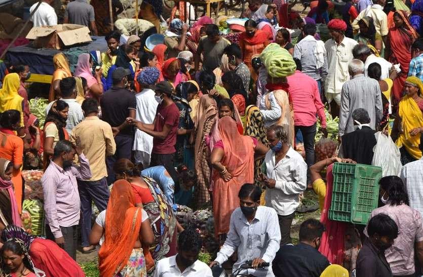 राजस्थान में कोरोना के नए मामलों ने तोड़े सारे रिकॉर्ड, 20 मरीजों की मौत
