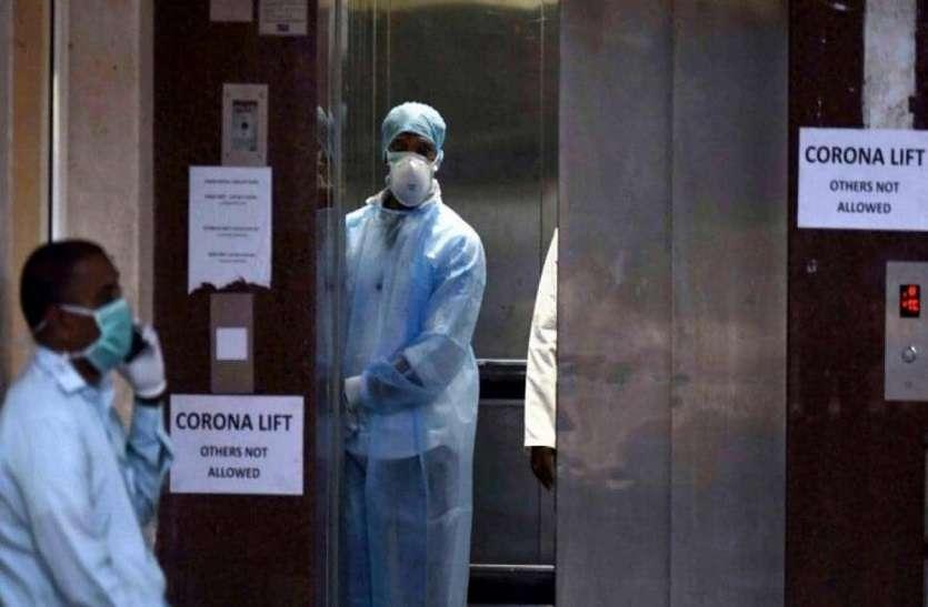 कोरोना संक्रमण से जयपुर में 7 की मौत- 7 killed in Jaipur due to corona infection