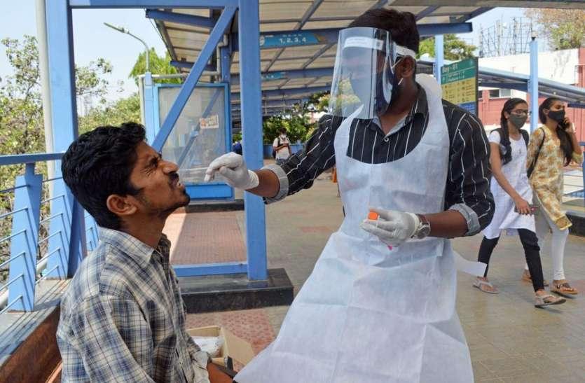 कर्नाटक में 50 हजार के पार हुए कोरोना के एक्टिव मामले