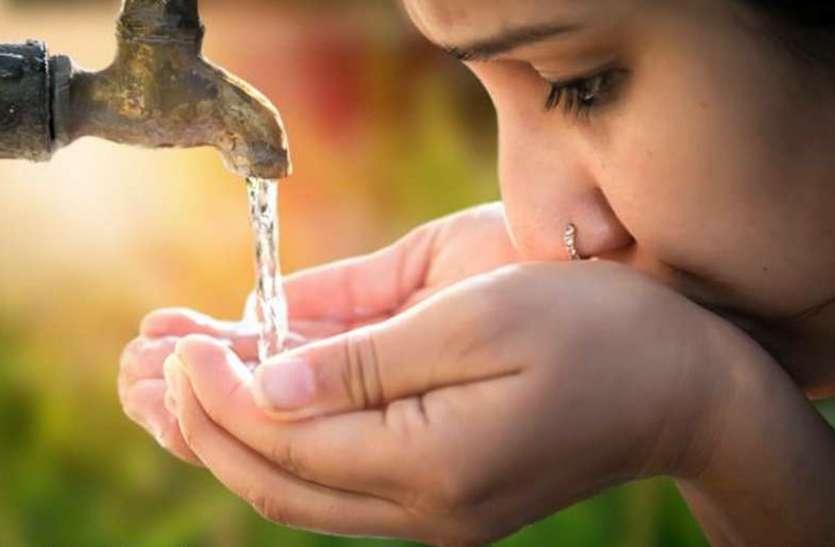 एक अरब रुपए की लागत से पानी पीएंगे ये गांव