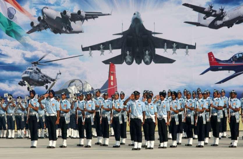 IAF Airmen Exam 2021: वायु सेना भर्ती परीक्षा की डेट हुई जारी, ऐसे करें चेक