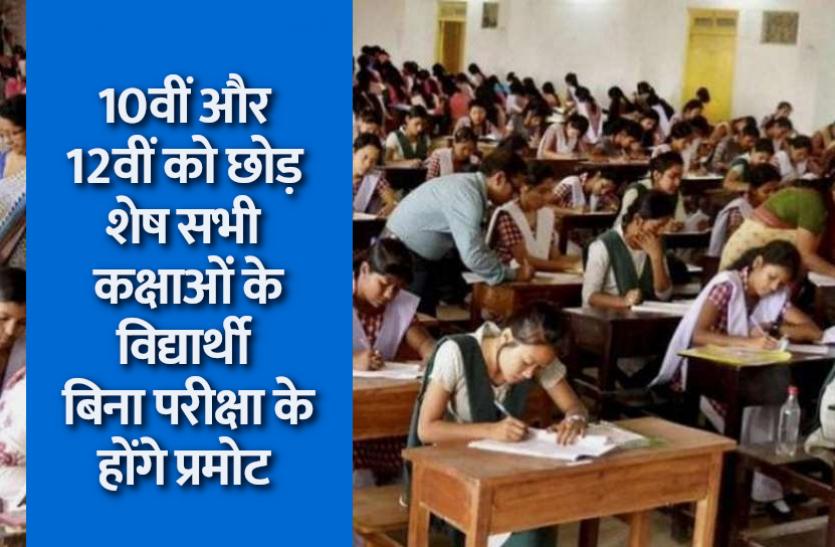 Maharashtra Exam 2021: शिक्षा मंत्री ने की बड़ी घोषणा, अब बोर्ड परीक्षाओं को छोड़ शेष सभी विद्यार्थी बिना परीक्षा के होंगे प्रमोट