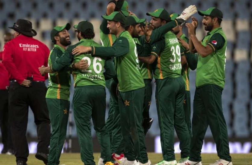 PAK VS SA: तीसरे वनडे में पाकिस्तान ने साउथ अफ्रीका को 28 रनों से दी मात,  सीरीज 2-1 से जीती