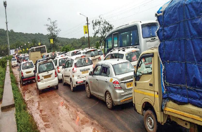 गोवा सरकार ने टाला नया मोटर वाहन कानून लागू करने का फैसला