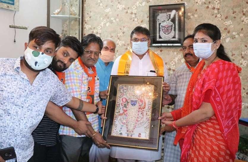 सहाड़ा के बाद आज राजसमंद की बारी, नेता-कार्यकर्ताओं को 'चार्ज' करने पहुंचे पूनिया