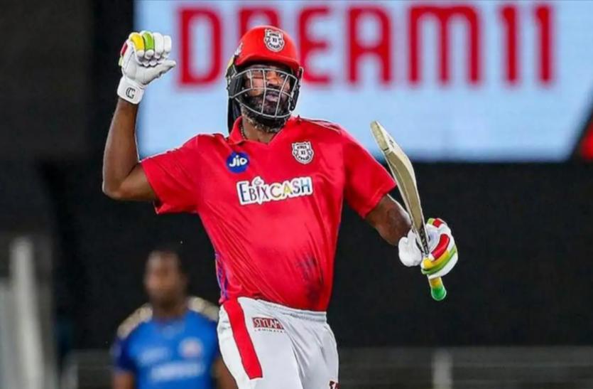 IPL 2021: क्रिस गेल लगातार तीन सीजन में लगा चुके हैं सबसे ज्यादा सिक्स, इस गेंदबाज के एक ओवर में बनाए थे 37 रन