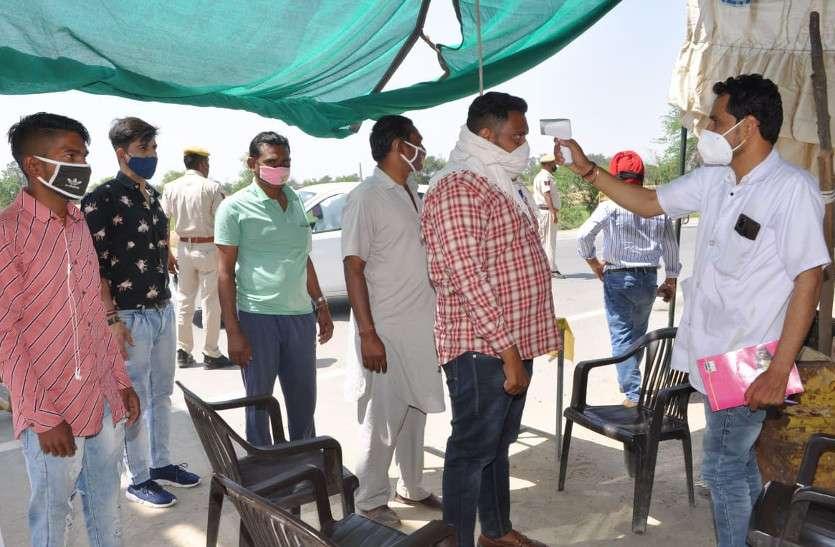 राजस्थान में कोरोना आउट ऑफ कंट्रोल, पहली बार मिले 3970 नए मरीज, 12 की मौत