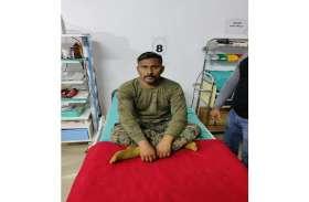 मुठभेड़ स्थल जोनागुड़ा से 25 किमी दूर CRPF जवान को नक्सलियों ने छोड़ा