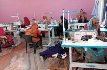 ताना देते थे क्या करेगी, अब 10 महिलाओं को भी दे रही रोजगार