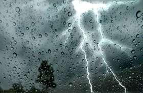 भदोही और मीरजापुर में आंधी, बारिश का कहर, आकाशीय बिजली से तीन की मौत, कई गंभीर घायल
