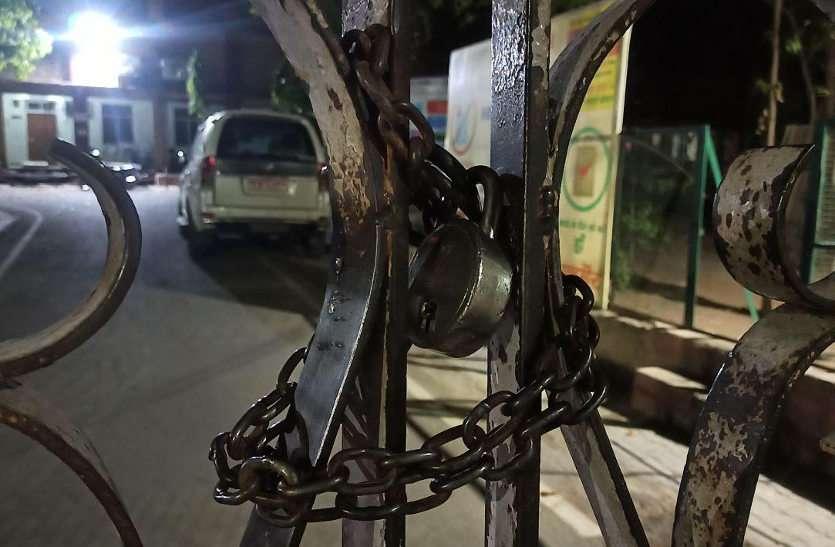 एसीबी की बड़ी कार्रवाई : दो आरएएस अधिकारी हिरासत में, अजमेर रेवन्यू बोर्ड का दफ्तर सीज