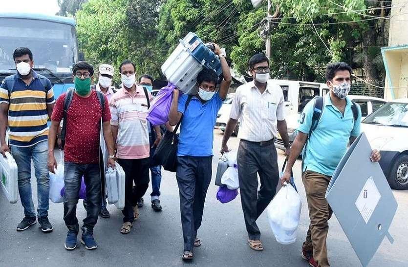 प. बंगाल विधानसभा चुनाव: चौथे चरण में 44 सीटों पर मतदान आज