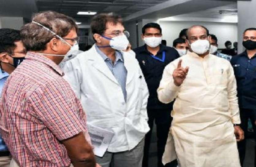 राजस्थान में वैक्सीन की कमी नहीं आएगी: बिरला